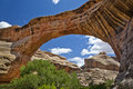 Sipapu Natural Bridge Royalty Free Stock Photos