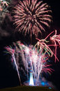 Sir John Barrow Monument Fireworks