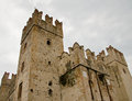 Sirmione castle Royalty Free Stock Photo