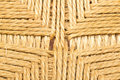 Sisal abstract Royalty Free Stock Image