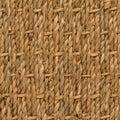 Sisal carpet Stock Images