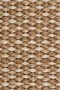 Sisal carpet Royalty Free Stock Image