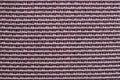 Sisal carpet closeup detail of a purple texture background Stock Images