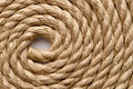Sisal rope backgrounds and textures arranged as background close up shot Royalty Free Stock Photos