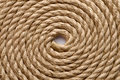 Sisal rope backgrounds and textures arranged as background close up shot Stock Photo
