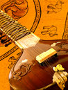 Sitar Royalty Free Stock Images