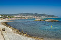 Sitges beach Royalty Free Stock Images