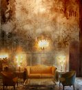 Sitting room Royalty Free Stock Photo