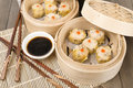 Siu Mai Royalty Free Stock Images