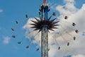 Six Flags Adventure amusement park in Mexico City.