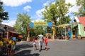 Six Flags, Bugs Bunny National Park