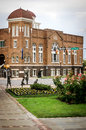 Historical 16th Street Baptist church Royalty Free Stock Photo
