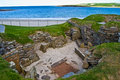 Skara Brae Royalty Free Stock Photography