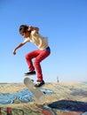 Skate park Royalty Free Stock Photo
