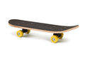 Skateboard isolated Royalty Free Stock Photo