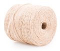 Skein of thread isolated on white background Royalty Free Stock Photo