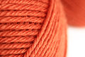 Skeins of wool Royalty Free Stock Images