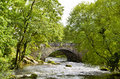 Skelwith Bridge Royalty Free Stock Images
