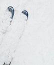 Ski Background