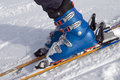Ski Boots Royalty Free Stock Photos