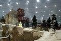 Ski Dubai, United Arab Emirates Royalty Free Stock Photo