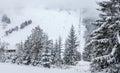 Ski resort Malino Brdo, Slovakia