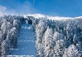 Ski resort  Solden. Austria Stock Images