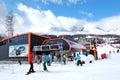 Ski resort Tatranska Lomnica