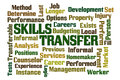 Skills Transfer Royalty Free Stock Photo