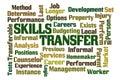 Skills Transfer Royalty Free Stock Photo