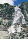 Skok Waterfall in High Tatras
