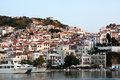Skopelos, Greek Sporades Stock Images