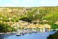 Skradin, Croatia Royalty Free Stock Photo