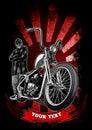 skull chopper motor commuity