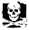 Skull icon Royalty Free Stock Images