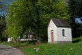 Skutina czech republic old chapelle in orlicke mountains Royalty Free Stock Photography