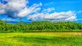 Sky and mountain blue green meadow bluesky cloud green blue landscapes nature thailand background z f Royalty Free Stock Image