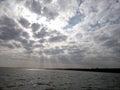 Sky nature tourism travel cloud landscape Stock Photography