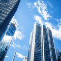 Sky scraper Sydney Royalty Free Stock Photo