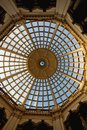 Skylight window roof in classic style building Stock Photos