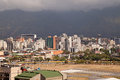 Skyline of Caracas. Venezuela Royalty Free Stock Photo