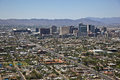 Skyline of Phoenix, Arizona Stock Image