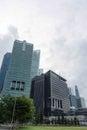 Skyline View Of Buildings In B...