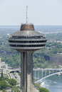 Skylon Tower in Niagara Falls, Ontario, Canada Royalty Free Stock Photo