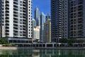 Skyscrapers Of Dubai Marina From Jumeirah Lake Towers