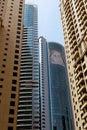 Skyscrapers from Dubai, UAE