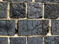 Slag brick background Stock Photography