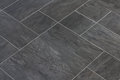 Slate stone texture vinyl floor tiles Royalty Free Stock Photo