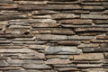 Slate Stone wall texture Royalty Free Stock Photo