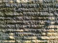 Slate tile wall texture background. Royalty Free Stock Photo